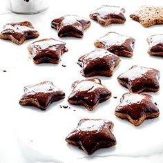 Pierniczki alpejskie w czekoladzie   Kwestia Smaku