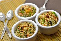 Salade de crabe aux herbes fraîches, façon thaï(lande)