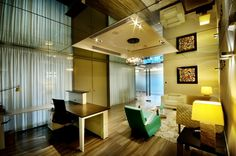 Façonnable office and showroom by Bettis Tarazi Arquitectos, Panama City   Panama showroom store design office