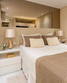 Modern Luxury Bedroom, Luxury Bedroom Design, Bedroom Furniture Design, Home Room Design, Master Bedroom Design, Luxurious Bedrooms, Home Decor Bedroom, Home Interior Design, Bedroom Ideas