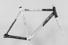 8bar Bikes x Rad Race Frameset - PEDAL Consumption