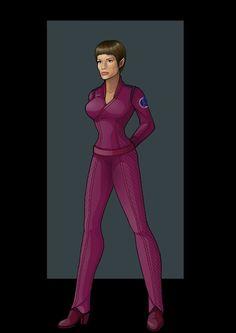 commander t'pol by nightwing1975.deviantart.com on @DeviantArt
