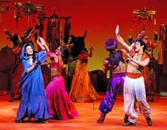 aladdin bhirgman ballet - Google Search
