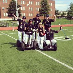 Blades All Star in Woz Cup 2013, World Championship in Segway Polo, Washington DC