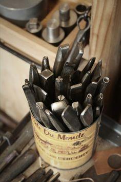 "waldgeist86: "" Some random hand tools ive made… """