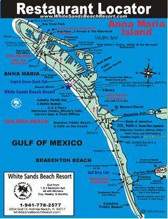 Anna-Maria-Island-Florida-Map