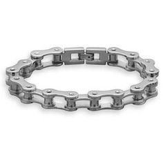 Men's Bicycle Chain Bracelet