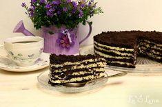 Tort Oreo, fara cuptor - pas cu pas si POZE - LaLena.ro Tiramisu, Cake, Oreo, Ethnic Recipes, Desserts, Food, Tailgate Desserts, Deserts, Kuchen
