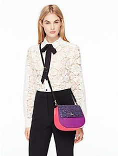 cameron street glitter small byrdie by kate spade new york