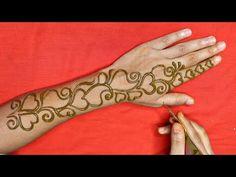 Round Mehndi Design, Mehndi Designs Front Hand, Simple Arabic Mehndi Designs, Mehndi Designs Book, Mehndi Designs For Girls, Mehndi Simple, Wedding Mehndi Designs, Mehndi Design Images, Beautiful Mehndi Design