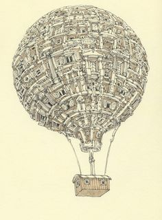 """Life is a balloon"" by MattiasA.deviantart.com on #deviantART"