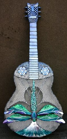 Unique guitars..