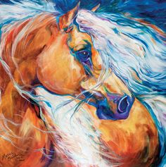 """""""FREE BREEZE PALOMINO"""" by Marcia Baldwin: From my 2013 equine series of original oil paintings, thank you for viewing and please enjoy fine art prints here on Imagekind. The original oil painting was sold to a premiere collector of M Baldw. Palomino, Horse Artwork, Painted Pony, Horse Drawings, Equine Art, Western Art, Canvas Wall Art, Big Canvas, Westerns"""