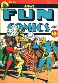 I love Golden Age Dr. Fate ... and what a cover!