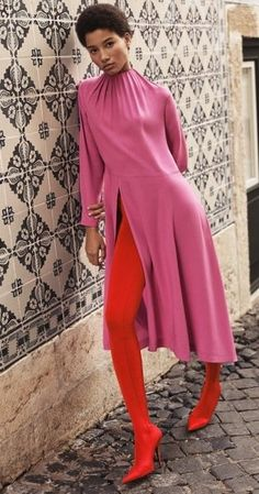 While some trends can prove intimidating for the faint of fashion heart, bold color is one that's reliably chic and looks good on everybody. Color is the seasonal trend for everyone.