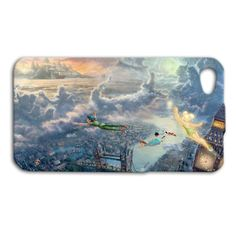 Disney Peter Pan Cute Tinkerbell London England iPhone Case Phone Cover 4, 4s, 5s, 5, 5c