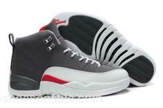 54d6b8b58739a0 Discover the Air Jordan 12 Retro Nubuck Cool Grey Red Cheap To Buy  collection at Pumarihanna. Shop Air Jordan 12 Retro Nubuck Cool Grey Red  Cheap To Buy ...