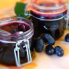 ESSEN & TRINKEN - Trauben-Himbeermarmelade Rezept