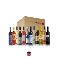 Passover Sweet Wines Mixed Case