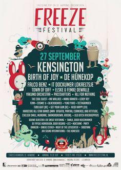 festival poster nederland - Google zoeken