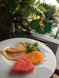 Breakast at Hotel Asia Gardens in Benidorm | via Last Days of Spring