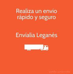 Realiza un envío rápido y seguro envíalia leganés - Created with PixTeller