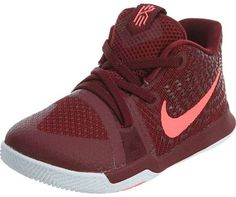 sports shoes 13729 54b5f online shopping for Nike Kyrie 3 Hot Punch Toddler Boys Shoe Team RedHot  PunchWhite from top store. See new offer for Nike Kyrie 3 Hot Punch  Toddler Boys ...