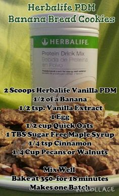 Yum! Contact me to place your order today! <3 Herbalife herbalife.fitandfabulash.com