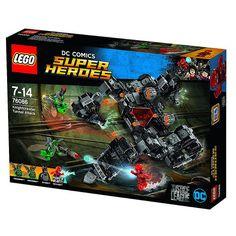 LEGO DC Comics Super Heroes Justice League Knightcrawler Tunnel Attack (76086)