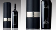 The Grand Provence (Franschhoek, #SouthAfrica) #packaging #wine