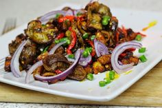 We take a look at a dish that's guaranteed to make tourists definitely long to visit Nigeria over and over again…just to get another taste: 'Gizdodo'.
