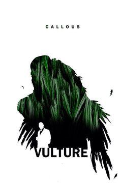Vulture: Callous by Steve Garcia (Marvel) Comic Book Characters, Comic Book Heroes, Marvel Characters, Comic Character, Comic Books Art, Comic Art, Hq Marvel, Marvel Dc Comics, Dr Octopus