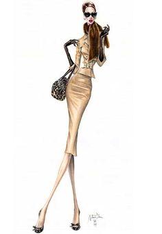 Fashion Illustrations Arturo Elena - Google Search