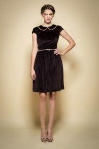 Rochie de catifea Tamara