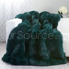 Shop FurSource for the best selection of Premium Full Pelt Fur Blankets. Buy the Custom Full Pelt Fox Fur Blanket / Fur Throw in Evergreen by FRR Gothic Corset, Gothic Lolita, Gothic Steampunk, Victorian Gothic, Steampunk Clothing, Steampunk Fashion, Gothic Fashion, Fur Blanket, Merino Wool Blanket