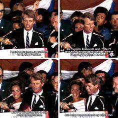 Bobby Kennedy's last speech – June 1968 Ethel Kennedy, Robert Kennedy, Jackie Kennedy, American Legend, American Spirit, American History, Senator Kennedy, Franklin Roosevelt, Greatest Presidents