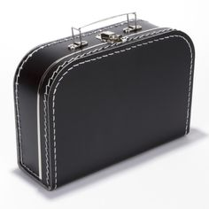 Koffertje Zwart