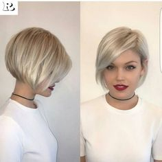 25 Short Bob Haircuts for Women - Reny styles