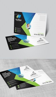 1176 best postcard templates images on pinterest in 2018 corporate business postcard template vector eps download here httpsgraphicriver flashek Image collections