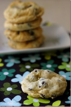 Boxed Cake Mix Cookies