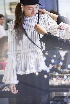 Spring-Summer 2017 Ready-to-wear show - CHANEL
