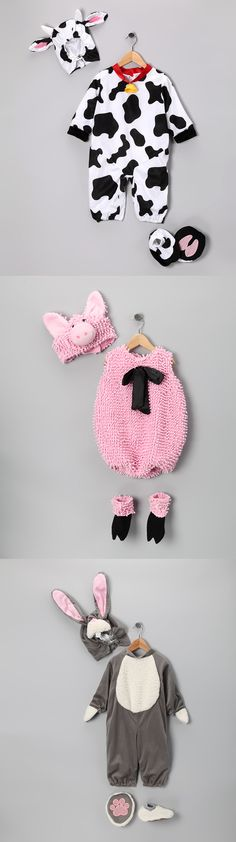 Animal Dress-Up Sets