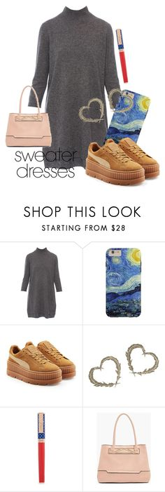 """Untitled #1809"" by cashtonlv on Polyvore featuring Repeat, Puma, Alex Monroe, Montegrappa and Boohoo"