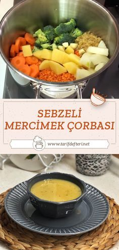 Soup Recipes, Healthy Recipes, Iftar, Food Preparation, Cantaloupe, Food And Drink, Yummy Food, Fruit, Recipe