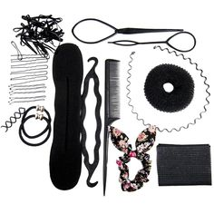 Multi-functional Hair Accessories Headbands Hair Pins Sets *** More info could be found at the image url.