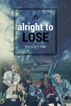BTS / Fire / Wallpaper