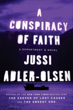 A Department Q Novel by Graeme Malcolm, Steven Pacey, Jussi Adler-Olsen
