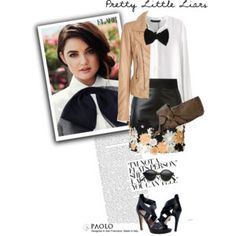 TV Style: Pretty Little Liars and PaoloShoes