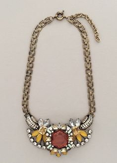 Sparkling Éclat Necklace – Pree Brulee