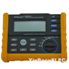 79.99$  Buy now - Digital Megger 1000V Digital Insulation Resistance Tester Meter 0.01 Ohm~200 Ohm MegOhmmeter  #aliexpresschina